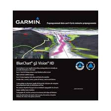 Garmin Bluechart G2 Charts Cartography Garmin Bluechart G2 Vision Regular