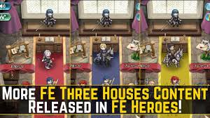 Feh Designer Edition Fire Emblem Three Houses Castles Are Coming To Feh Feh News Fire Emblem Heroes
