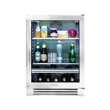 glass door refrigerator true frosted for home