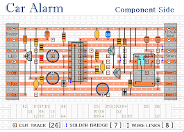how to build a simple car alarm and immobilizer Immobilizer Wiring Diagram Immobilizer Wiring Diagram #54 omega immobilizer wiring diagram