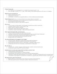 Examples Of Hobbies And Interests For Job Application Resume Interests Section Blaisewashere Com