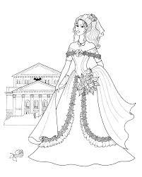 Small Picture Barbie Printable Coloring Pages For Girls Coloring Coloring Pages
