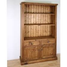 pine home office furniture. Solid Pine Plank Cupboard Bookcase 4 Sizes - Denby Collection Distressed Shop By Style. DoorsHand WaxHome Office FurnitureSolid Home Furniture E