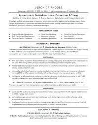 What Resume Looks Like Supervisor Resume Sample Resume Templates ...
