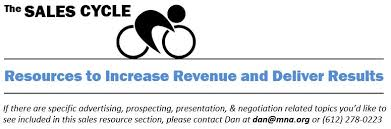 Newspaper Advertising Contract Template The Sales Cycle Minnesota Newspaper Association