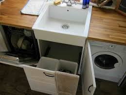 Laundry In Kitchen Ikea Laundry Sink Gorgeous Home Design