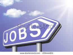 job search road sign vacancy stock illustration 66821953 job search vacancy for jobs online job application help wanted hiring now job sign job job