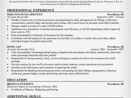 Accounts Receivable Specialist Resumes Accounts Receivable Specialist Resume Sample
