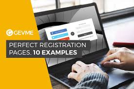 10 Best Examples Of Registration Pages For Events