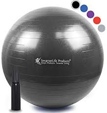 Office Ball Amazon Com Gaiam Classic Balance Ball Chair Exercise Stability