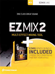 Toontrack EZmix 2 Plus 6 Mix Pack Plug-in Bundle | Sweetwater