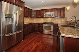 Small Picture Duffy Home A Traditional Cherry Kitchen For A Modern Family Cab