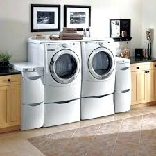 universal washer and dryer pedestal. Unique Dryer Universal Washer Pedestal Generic Front Loader And Dryer Pedestals I Like  This Idea Risers Diy With   In Universal Washer And Dryer Pedestal R