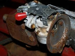 I bought an old Swisher Ride with the 6hp Tecumseh engine. As I look ...