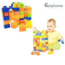Đồ chơi lắp ráp, xếp hình 25 chi tiết cho bé, chất liệu nhựa cao cấp cho bé  thỏa sức sáng tạo
