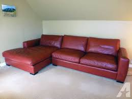 board 120 metro sectional sofa