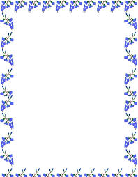 Paper Borders Templates Earth Portrait Page Borders Border Writing Template Paper
