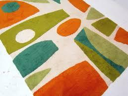 mid century modern style rugs