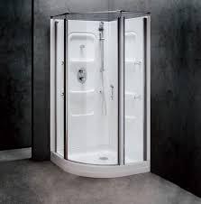 corner shower kits 36 x 36