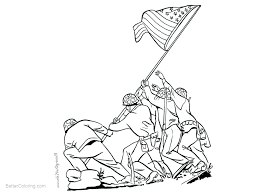 Free Patriotic Coloring Pages Printable For Kids And Adults To Print