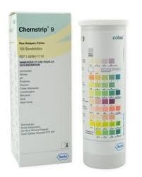 Roche Chemstrip 10 Color Chart Buy Online Chemstrip 10 100 Btl 549 11203479119 Canada