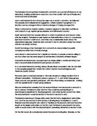 asch conformity a level psychology marked by teachers com page 1 zoom in essay