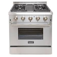 Why Dual Fuel Range Kucht Pro Style 30 In 42 Cu Ft Dual Fuel Range With Sealed