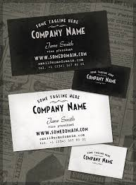 20 Creative And Unique Business Card Templates