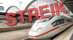 Maybe you would like to learn more about one of these? Bahn Streik Trifft Ab Montagmorgen Ganz Deutschland Welt