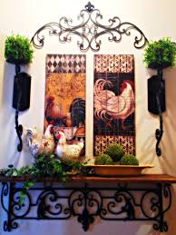 Rooster Kitchen Decorations Tuscan Wall Decor Ideas Beautiful Pictures Photos Of Remodeling