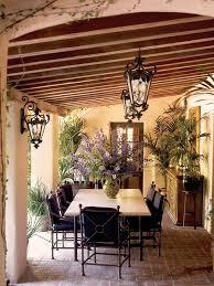 Mediterranean Patios, Pergolas, Stucco Terraces, Water Fountains, and More
