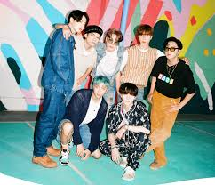 BTS Builds the Hype for 'Dynamite' With a New Group Teaser Photo