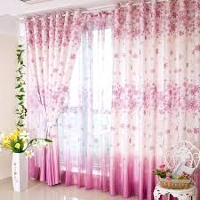 Pink Curtains Bedroom Childrens Pink Bedroom Curtains