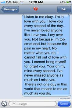 long messages to send to your boyfriend to make him smile
