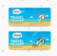 travel voucher template free 33 travel voucher examples psd ai word examples
