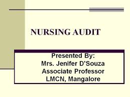 Nursing Audit Authorstream