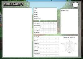 minecraft reference sheet template by darkfiremetal on minecraft reference sheet template by darkfiremetal minecraft reference sheet template by darkfiremetal