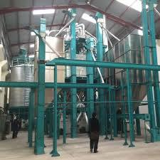 Flour Milling Plant Design Maize Meal Mill Milling Machine Shijiazhuang Hongdefa