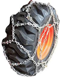 Aleko Tire Chain Size Chart Tirechain Com Compatible With Kubota L2501 4wd R4 Rear 15 19 5 European Diamond Tire Chains