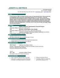My First Resume Template Best Of My First Job Resumes Rioferdinandsco