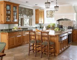 Kitchen cabinets wood Solid Wood Warm Pine Cabinets Builders Cabinet Supply Elegant Kitchens With Warm Wood Cabinets Traditional Home