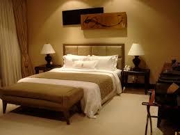 blue create soothing bedroom design