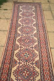 details about 2500 john lewis handmade persian ziegler kazak chobi runner rug 430 x 76 cm
