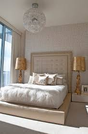 furniture bedrooms tan and white