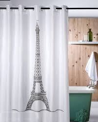 smlf shower curtain with tower made in hookless shower curtain extra long white shower images hookless shower