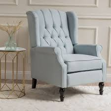 gallery cozy furniture store. elizabeth tufted fabric recliner arm chair gallery cozy furniture store r