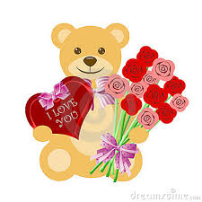 teddy bears with hearts and roses animated.  Bears Intended Teddy Bears With Hearts And Roses Animated I