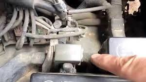 1991 toyota 4runner transmission swap caused no ignition - YouTube
