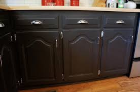 black painted kitchen cabinets ideas. Cabinets Ideas Painting Kitchen Black Distressed Paint For Painted M