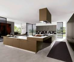 image of contemporary kitchen cabinet doors